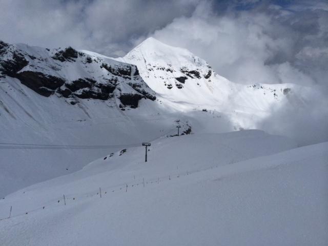 スイスのアルプス山脈インターラーケンの景色に感動!でも1番の思い出は